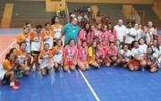 Escola Paulo Rizzieri vence futsal feminino nos pênaltis