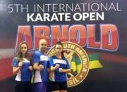 Família Pereira soma três medalhas internacionais para Içara
