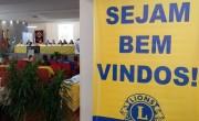 Lions de Içara recebe sócios e dirigentes de 38 cidades
