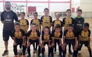 Presidente Vargas domina núcleo do Liri no Anjos do Futsal