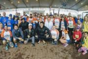 Içara Runners forma maior equipe da Corrida do Bem