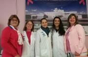 Rede Feminina inicia atendimento com mastologista