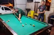 Campeonato Municipal de Içara de Sinuca abre mata-mata