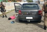 Dupla é condenada por ataque a policiais após assalto