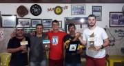Adão vence Copa Canal Içara de Sinuca