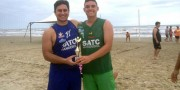 HC Içara fatura o bronze no XXII Rincão Hand Beach