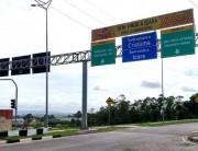 Pórtico na Avenida Jorge Elias De Luca reforça identidade de Içara