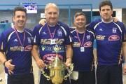 Equipe de bocha de Içara alcança vice-campeonato em BH