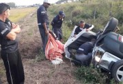 Equipe máster do Figueirense resgata motorista em Içara