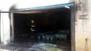 Incêndio é controlado em empresa de produtos de limpeza no bairro Vila Nova