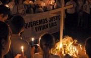 Família de Vivian Lais promoverá ato contra feminicídios