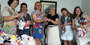 Natal terá presentes cheios de carinho de artesãs voluntárias em Içara