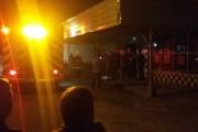 Mercado é atingido por incêndio em fritadeira em Içara