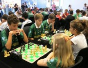 Circuito içarense de xadrez atrai competidores ao Nações Shopping