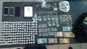 Homem é detido com drogas sintéticas em Balneário Rincão