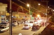 Dupla armada tenta assassinar proprietários de lanchonete