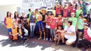 Crianças e adolescentes do SCFV da Afasc tem palestra com o surfista João Baiuka
