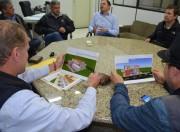 Secretário da Defesa Civil avalia construção de Centro Regional em Criciúma
