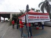 Sindicato pede segurança aos trabalhadores no São Donato