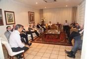 Bancada estadual e Moreira debatem cenário nacional