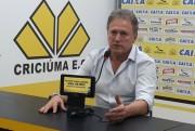 Diretor Executivo Edson Gaúcho deve anunciar reforços