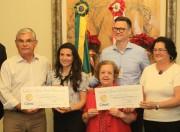 Moreira chancela repasse de R$ 800 mil da Celesc para fundos da Assistência Social