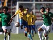 Em La Paz, Brasil fica no empate com a Bolívia