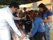 Secretaria de Saúde distribui 400 kits de higiene bucal em Jacinto Machado