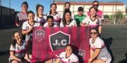 Equipes femininas de Içara iniciam nova disputa em Morro da Fumaça