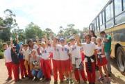 Em alusão ao Dia da Água, escolas visitam horto florestal