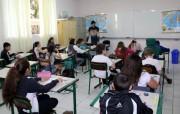 Aulas nas escolas estaduais de SC são mantida em 93%
