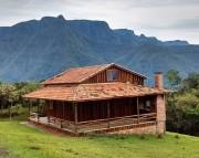 No pé da Serra Catarinense, estância encanta turistas do Brasil inteiro