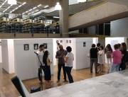 Estudante da Unesc expõe obras sobre mulheres na Furb