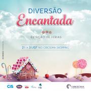 Brincadeiras e contação de histórias nas férias do Criciúma Shopping