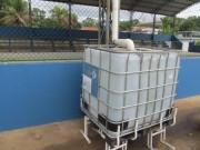 Novos prédios poderão ter sistema de captação da água da chuva
