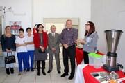 Entrega de utensílios possibilita preparo da merenda nas escolas de Criciúma