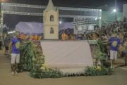 Desfile na praça fecha carnaval 2019 em Siderópolis