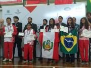 Enxadristas içarenses retornam de Sul-americano com medalha