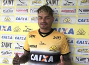 Fábio Ferreira desfalca o Tigre na Série B
