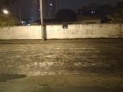 Faixa de pedestre da Procópio Lima está quase apagada