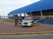 PM  reforça ostensividade em Balneário Arroio do Silva