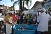 Feira do Peixe Vivo anima produtores de Cocal do Sul