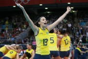 Bicampeã olímpica, Sheilla anuncia aposentadoria
