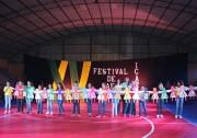 Beleza e criatividade marcam o Festival de Dança