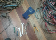 PM de Araranguá prende dois homens por furto e recuperam objetos