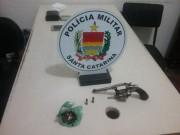 Polícia Militar de Araranguá prende dois homens