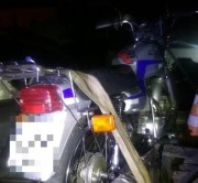Polícia Militar prende homem por adulterar identificador de moto