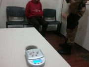 Polícia Militar de Araranguá prende jovem por tráfico de drogas