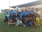 Renascer conquista o título da Taça Hybel/FME