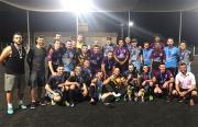Biluzitos F.C. é o campeão do 1º Campeonato Municipal Entre Horários de Siderópolis